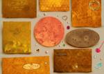 sobres papel vintage descargar - Vectores Gratis de Etiquetas Antiguas para Descargar