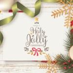 tarjeta para navidad saludo - Tarjeta Navideña para saludar a fin de año