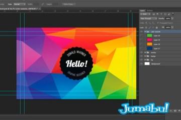 tarjetas de presentacion vectorizadas - Tarjetas de Presentacion para Diseñar en Photoshop