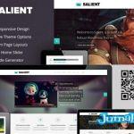 theme wordpress salient - Theme Wordpress Responsive