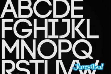 tipografia redondeada code bold light - Hermosa Tipografía Bold y Light