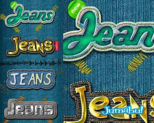 tipografias-efecto-jeans