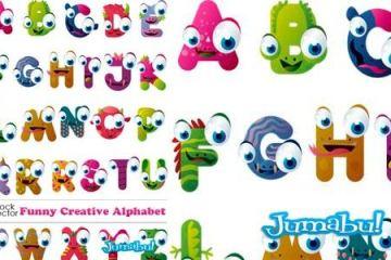 tipografias graciosas vectorizadas - Tipografias Graciosas Vectorizadas