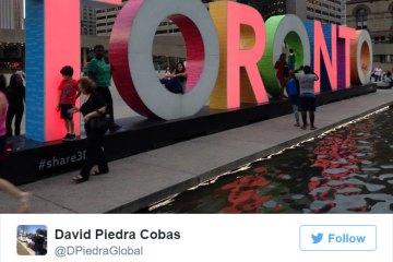 toronto apaga sus letras o - Conoce esta exitosa campaña publicitaria no invasiva.