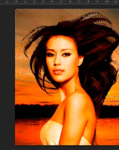 tutorial photoshop psd - Como Recortar el Cabello Profesionalmente con Photoshop