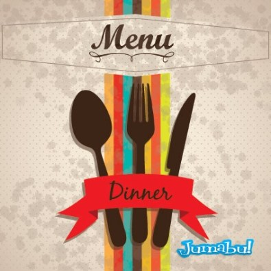 vectores-restaurante