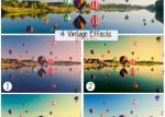 vintage efecto photoshop accion - Acción en Photoshop para Lograr un Efecto Vintage