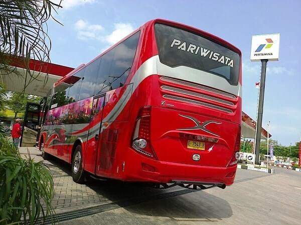 bus pariwisata bhinneka legacy