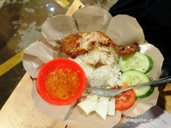 ayam bakar central kuliner