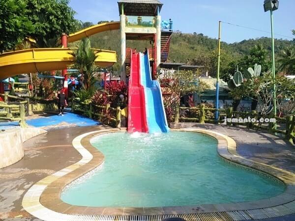 wisata kolam renang d'mermaid tirtayasa bandar lampung