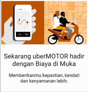 Uber Motor Jakarta