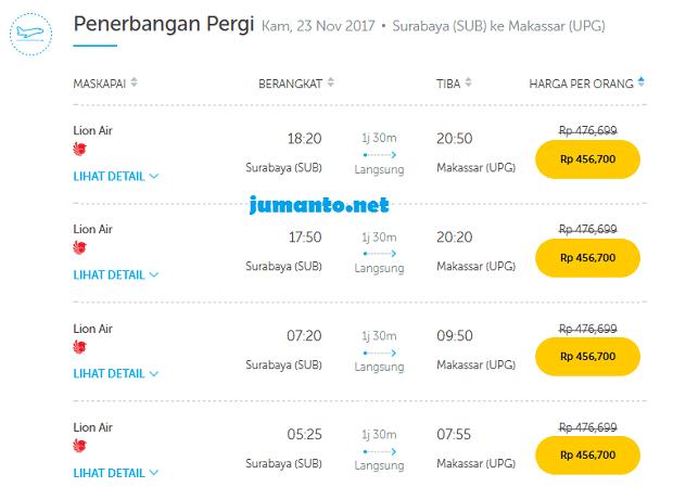 Harga Tiket Kapal Laut Surabaya Makassar Terbaru Dan Jadwal Pelayaran