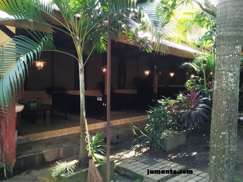 pondokan kampung bambu lampung