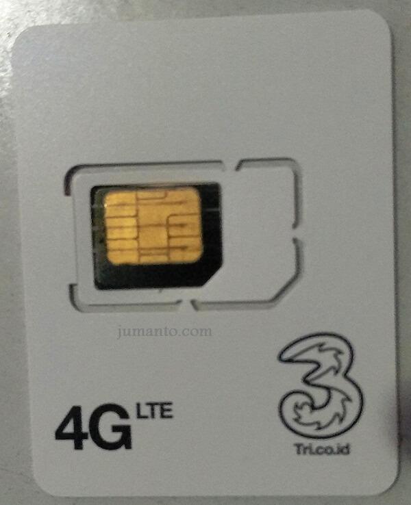 cara upgrade 4g tri tanpa ganti nomor kartu