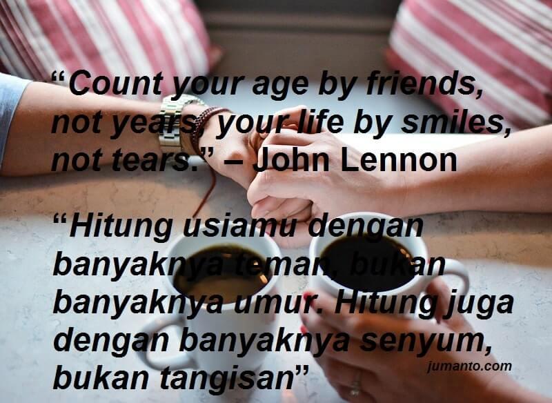 Gambar Kumpulan Quotes Ulang Tahun Yang Unik, Lucu, Islami, Sederhana Tapi Berkesan