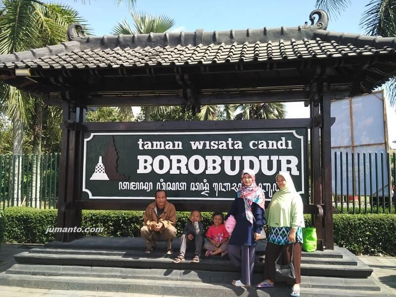 Deskripsi, Letak, dan Harga Tiket Masuk Candi Borobudur terbaru Yang Bersejarah