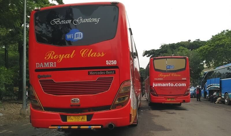 Jadwal Bus Damri Gambir Lampung Pagi Dan Malam