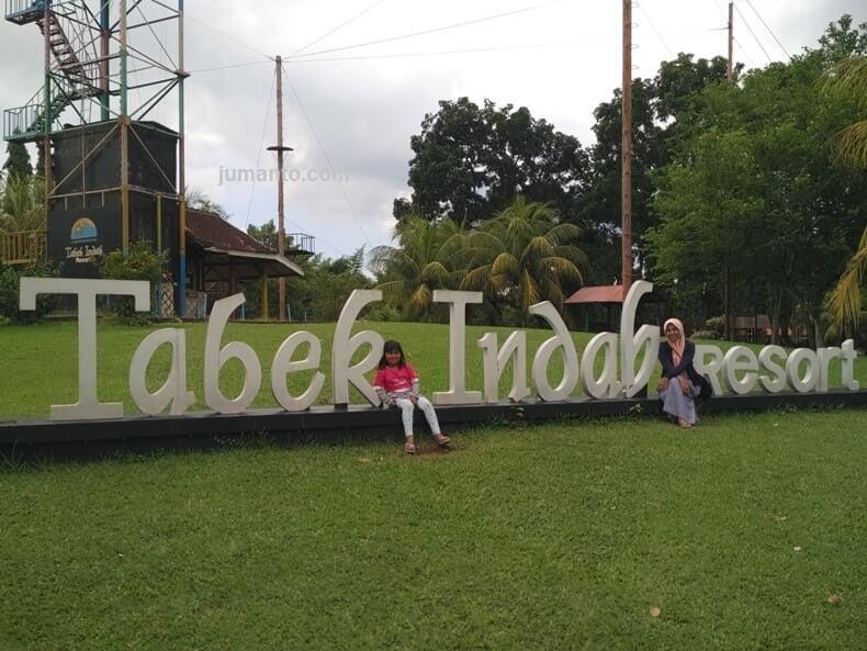 Liburan Di Kampung Wisata Tabek IndahR esort Natar Lampung Selatan