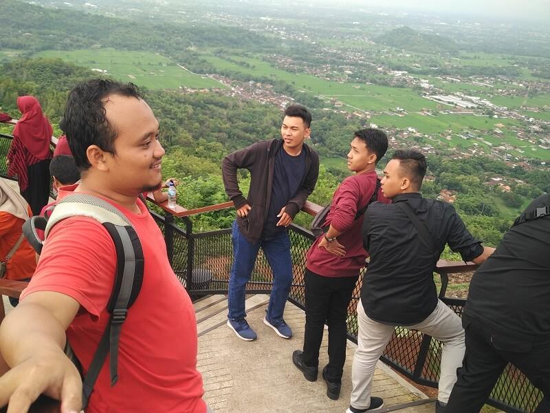pemandangan heha skyview yogyakarta