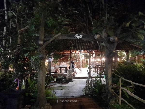 Alamat dan Lokasi Maknoni Village Cafe Lampung