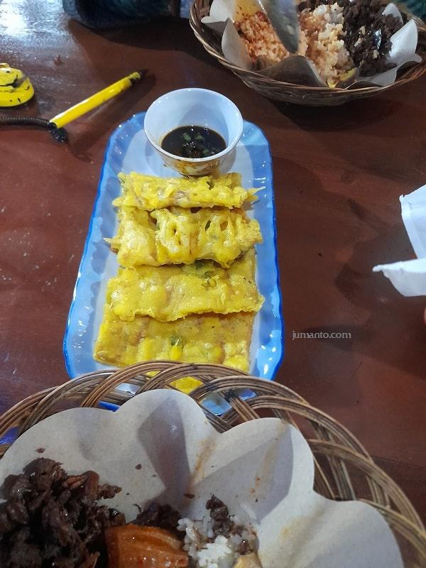 Kuliner Jogja LaRise Lampung, Menunya Mantap, Bikin Kangen Jogja