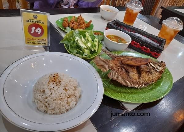 Restoran Di Bandar Lampung Yang Khas Dengan Sambal Pedasnya
