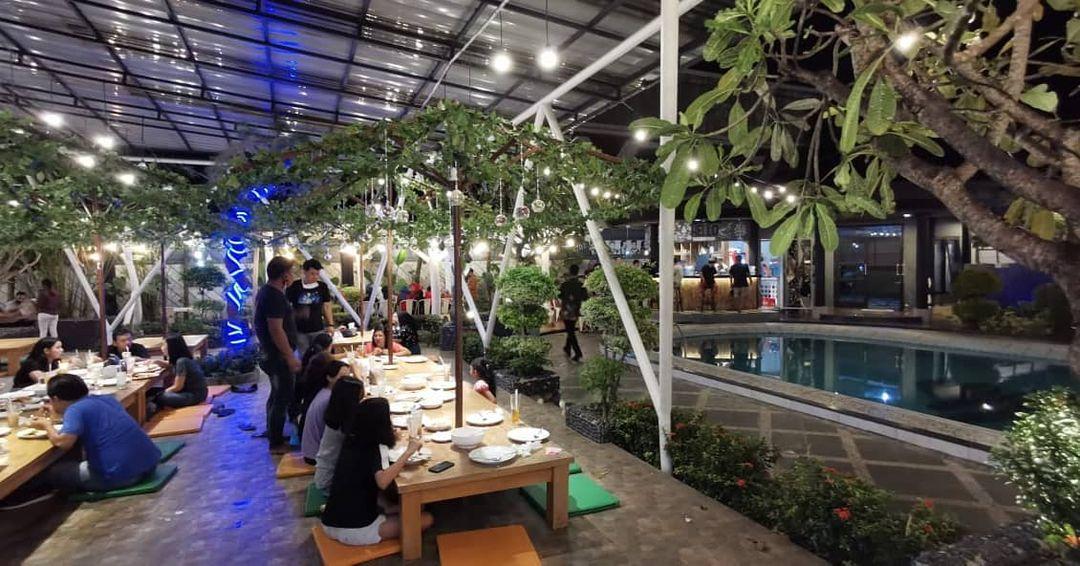 Ikisopoto Cafe Buat Dinner Romantis Di Malam Hari