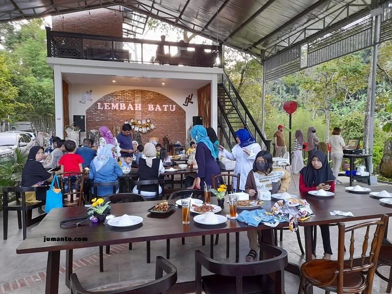 lokasi cafe lembah batu heritage lampung