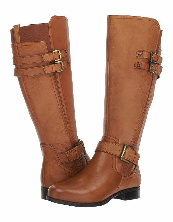 64eb7aaa15fb Naturalizer Jessie Wide Calf - Jessie Wide Calf boot with your fave fall  and winter looks