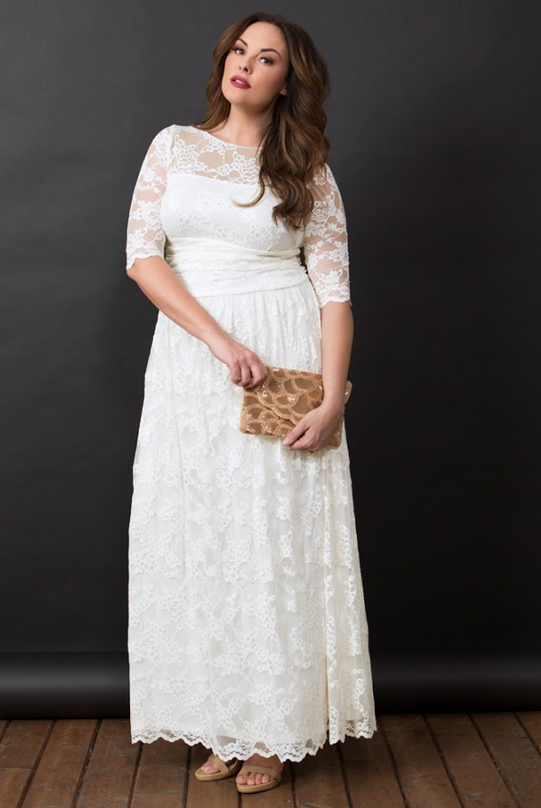 Plus Size White Maxi Dresses - The Perfect White Maxi Dress ...
