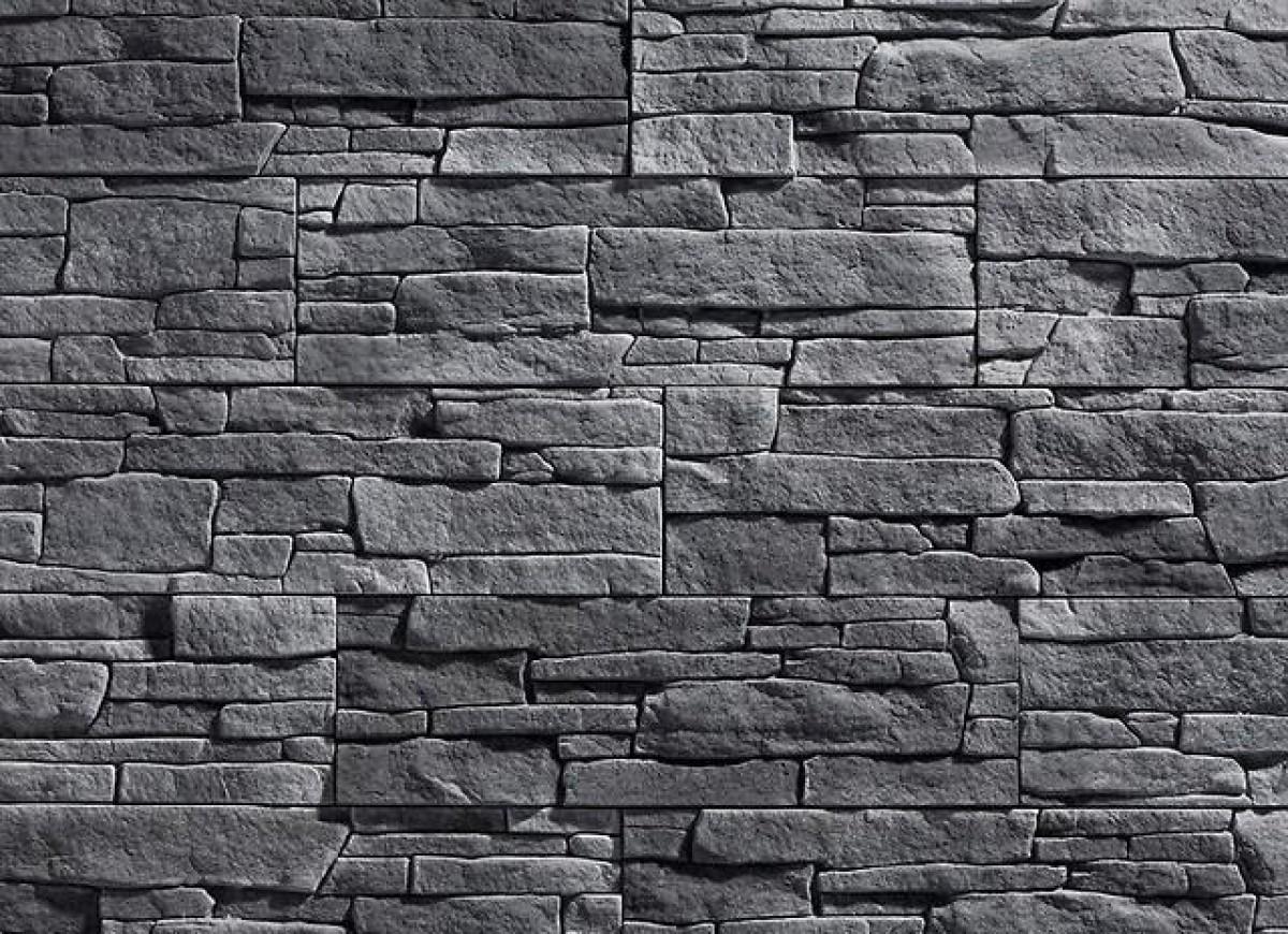 Steinwand Wohnzimmer Preise - Boisholz Verblendsteine Wohnzimmer Grau