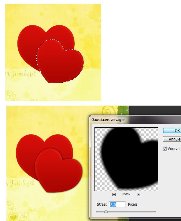 valentijns hart 13