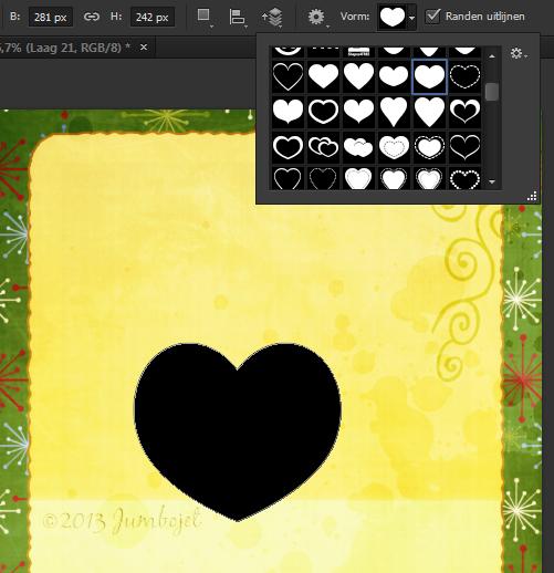valentijns hart 9