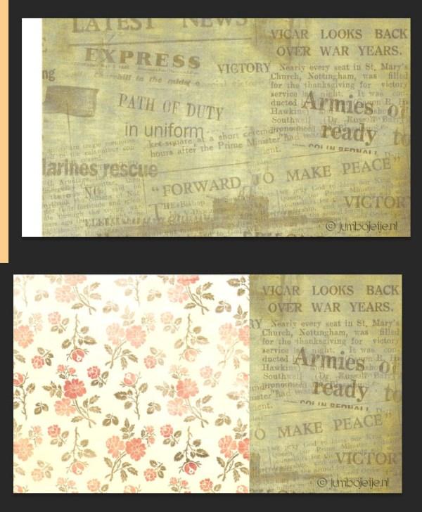 vintage newspaper 1