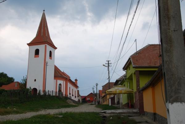 Eglise rue