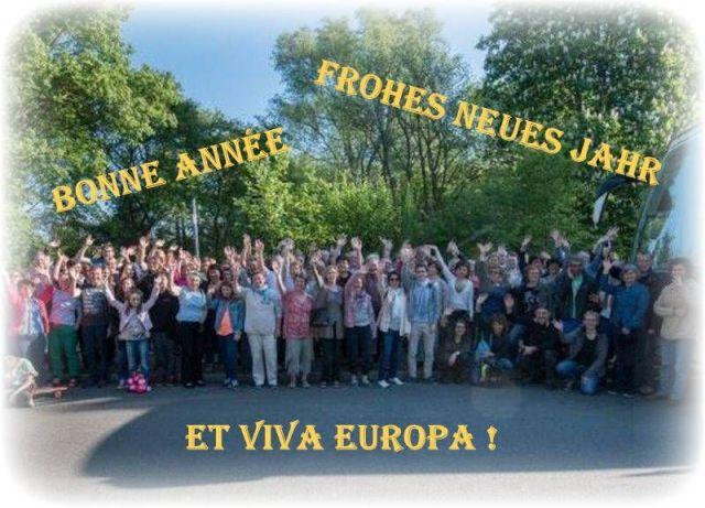 Meilleurs voeux européens