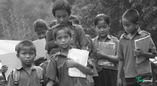 পার্বত্য চট্টগ্রামে শিক্ষা ব্যবস্থা