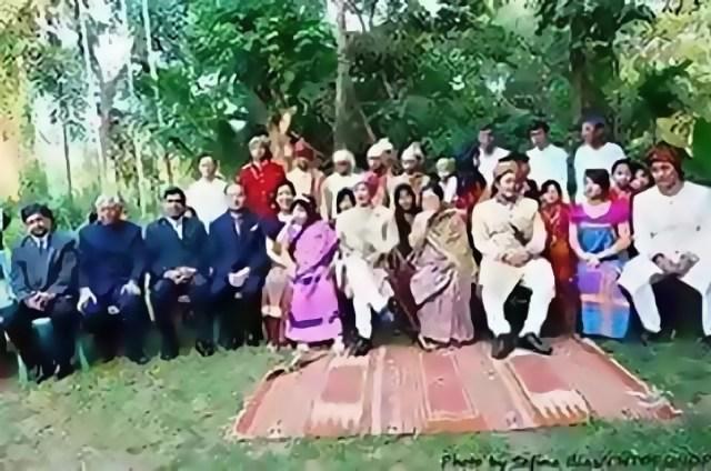 Chakma Royal Family