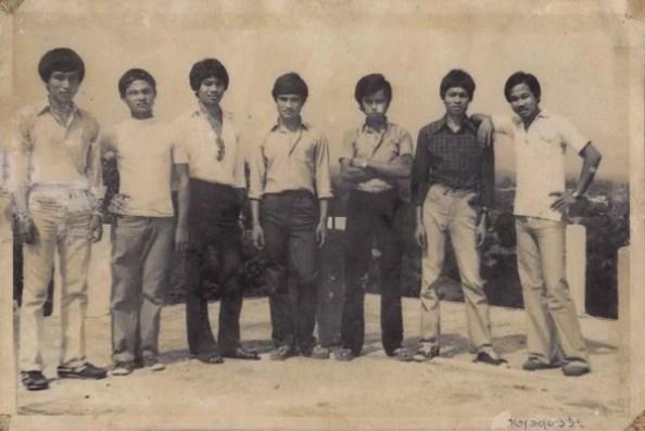 Jhimit Jhimit Chakma, Krishna Chandra Chakma, Manash Mukul Chakma, Shishir Chakma, Biro Kumar Chakma, Surid Chakma and Mrittika Chakma