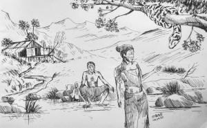 মারমা রূপকথা