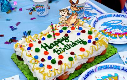 Cincinnati Area Best Kids Birthday Party Jump Jacks