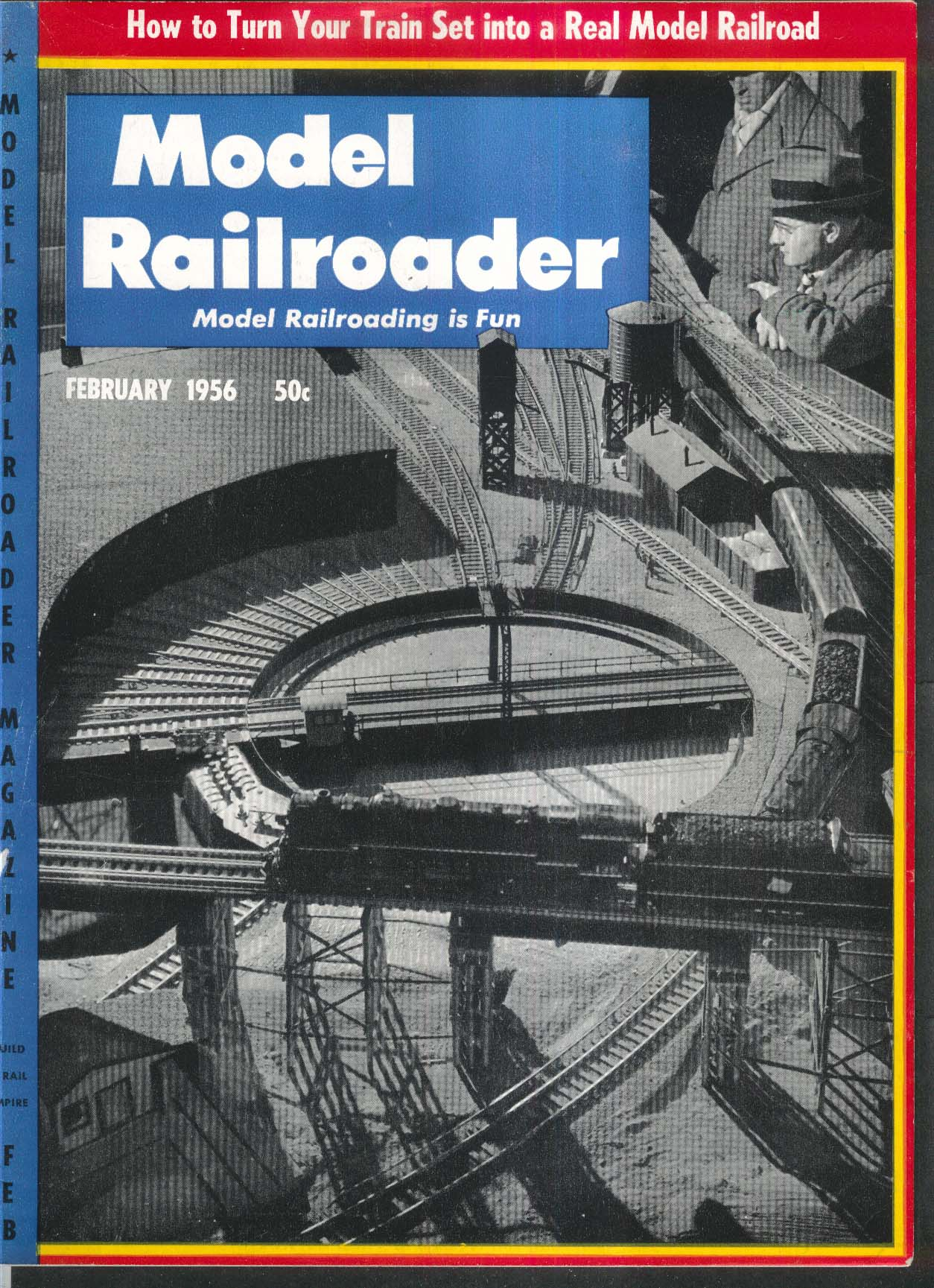 hight resolution of model railroader coffee table railroad pulpwood car basic wiring rules 2 1956