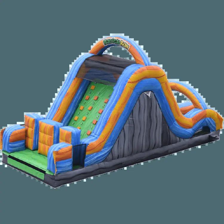 Radical Run Dry Slide