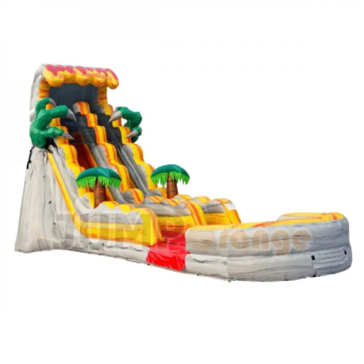 19ft Jurassic Cove Slide (Wet/Dry)