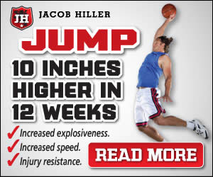 Vertical Jump program:How To Increase Your Vertical Jump by 10 Inches