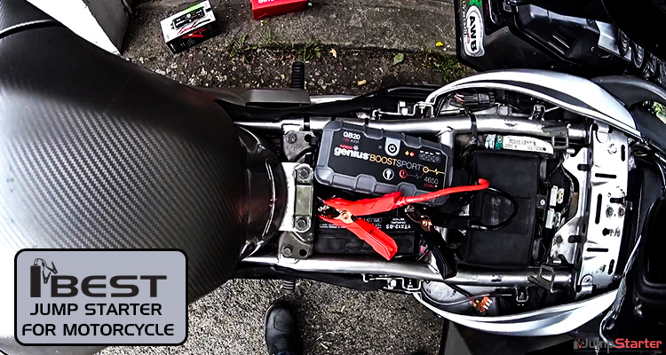 Best Jump Starter for Motorcycle