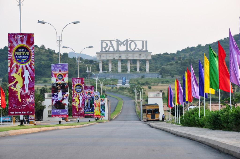 things to do in hyderabad - ramoji film city