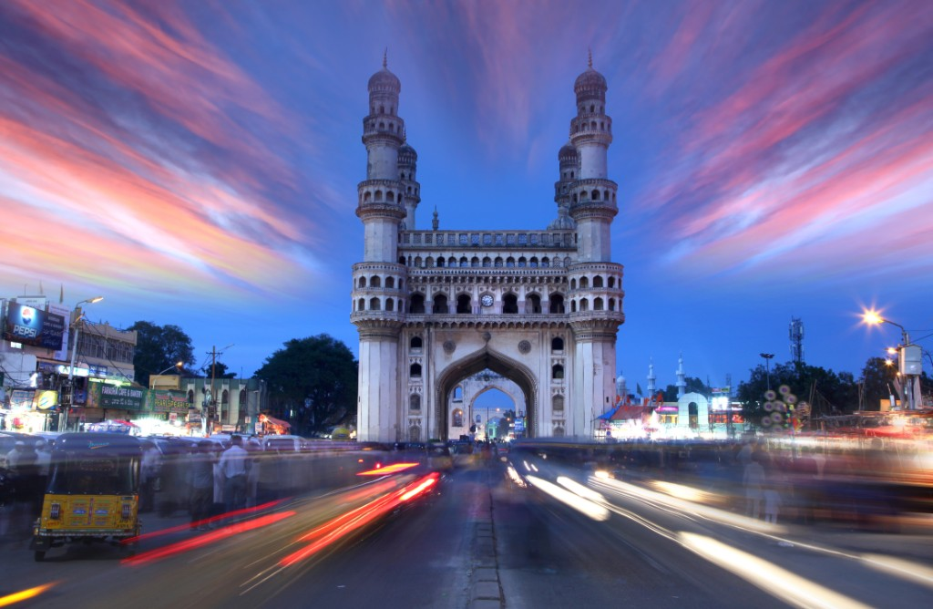 things to do in hyderabad - charminar