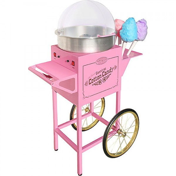 cotton candy machine w