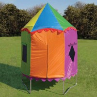 Trampoline Tents, Safety Covers, and Weather Covers